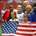 Sasha Obama Hits Miami With Joe Biden's Granddaughter Maisy