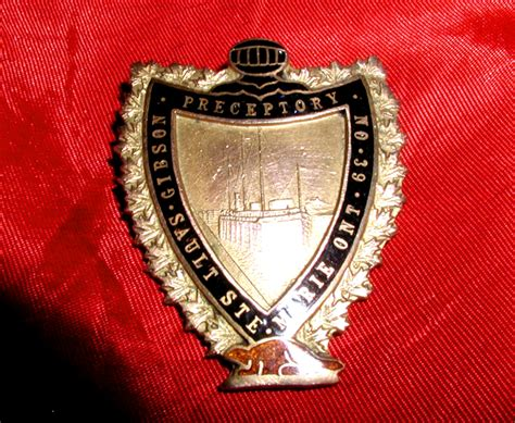 At their peak, the order of the knights t. ORNATE MASONIC SHIP Antique KNIGHTS TEMPLAR SHIELD JEWEL ...