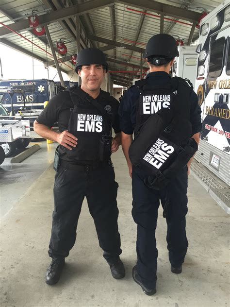 orleans ems receives active shooter kits ems world