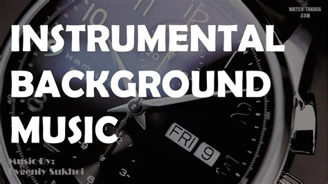 We typically think of something happy, funky or faster than usual when describing upbeat music. Instrumental Background Music for YouTube Video Product Presentation Royalty Free Download - YouTube