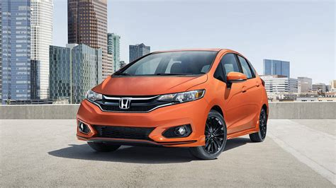 2018 Honda Fit All The Updates On Honda's Compact Hatch