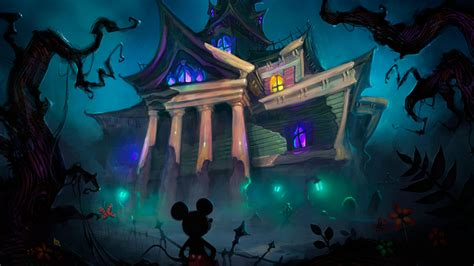 Disney Epic Mickey Wallpapers In Hd