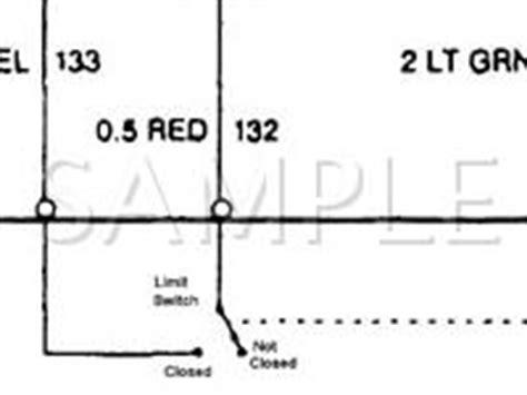 Repair Diagrams For Oldsmobile Aurora Engine
