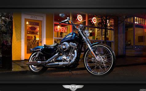 Fonds D'écran Harley Davidson