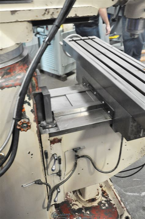 chevalier  axis cnc  manual  vertical mill