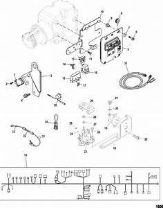 Mercruiser Mx 6 2l Mpi Bravo Electrical Components Parts