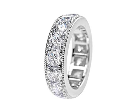 unclaimed diamonds wedding ring platinum weddings rings wedding bands eternity rings