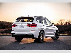 Review 2018 BMW X3 M40i CAR