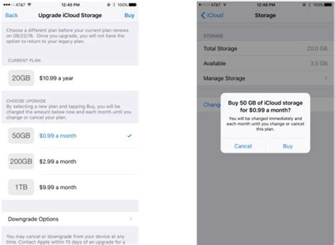 how to upgrade iphone storage how to get an additional 30gb of icloud storage for free