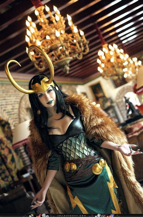 Best Female Loki Cosplay Stunningly Gorgeous Geeks