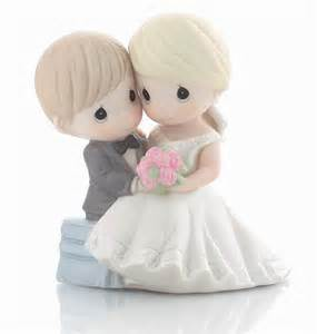 cake toppers for wedding precious moments quot to and to hold forevermore quot wedding cake topper figurine wedding