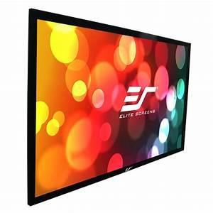 Amazon Com  Elite Screens Ezframe Series  120