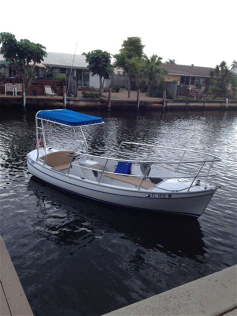 Duffy Boats Cost by 2006 Duffy Balboa 18 Electric Boat For Sale Sold