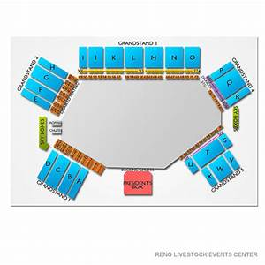 Reno Rodeo Seating Chart Reno Rodeo Tickets At Reno