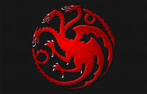 Wallpaper symbol, red dragons, dragon, fire and blood ...