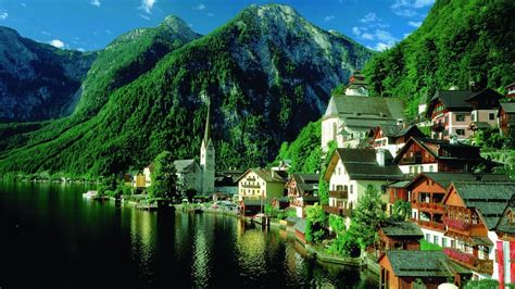 The Most Beautiful Places In Austria