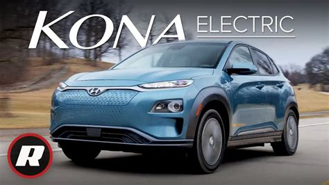 Meet the best electric car design of the year. 2019 Hyundai Kona Electric Review: Comfort through ...