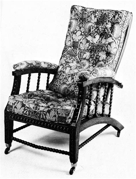 morris chair recliner plans diy