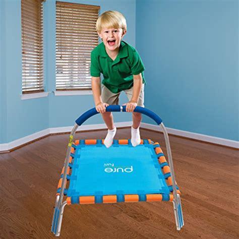 jumper 36 quot mini trampoline with handrail 943 | 51Ecs%2BfZXtL