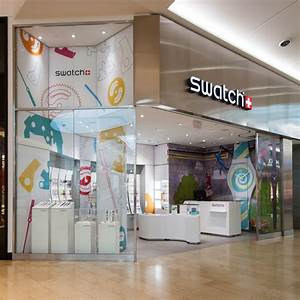 Swatch Store – Square One Shopping Centre | Koler Construction