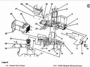 2002 Chevy Venture Heater Hose Diagram