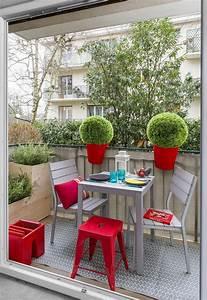 trois idees deco pour amenager un balcon maison creative With decorer sa terrasse exterieure pas cher 8 salon de jardin en bois plastique metal comment