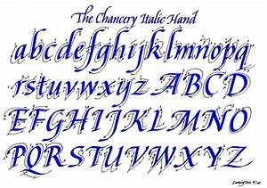 learn calligraphy italic alphabet With italic letters calligraphy and handwriting