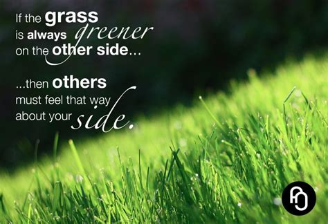 Focusnjoy #20 The Grass Is Always Green