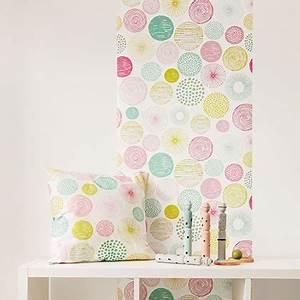 Papier Peint Petite Fille : collection papier peints tissus petite fille pretty lili ~ Dailycaller-alerts.com Idées de Décoration