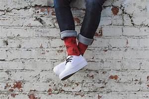 Richer Poorer x PF Flyers Socks