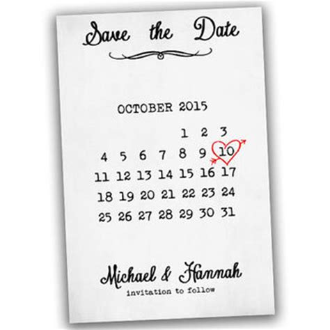 save the date calendar template best postcard calendars products on wanelo