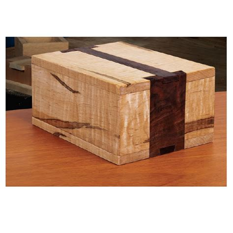 dovetailed puzzle box plan rockler woodworking  hardware