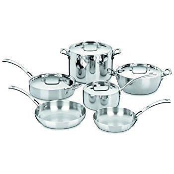 amazoncom scanpan ctx  piece deluxe set cookware sets kitchen dining cookware set