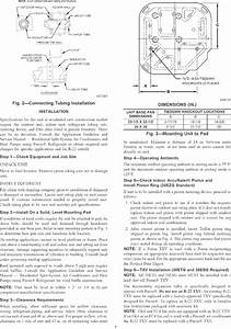 Carrier 38ezg018 Series300 User Manual Condensing Unit