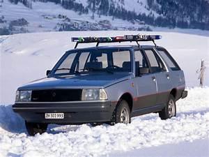 Renault 18 Break 4 U00d74  Efficace Et Pas Ch U00e8re