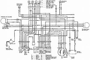 Suzuki Tc 125 Wiring Diagram