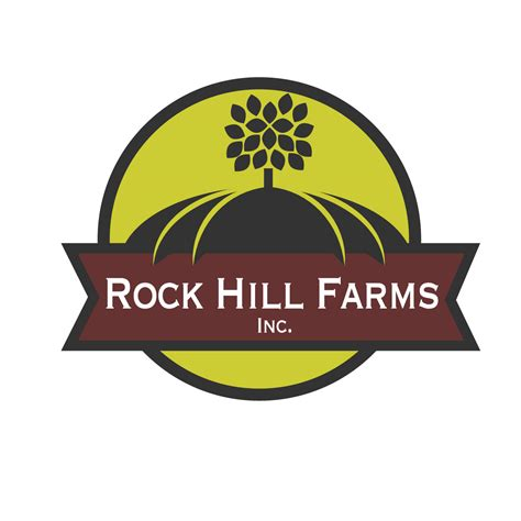 farm logo design for rock hill farms inc by thomasdesign design 7491789
