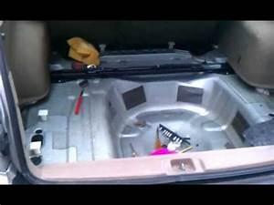 2000-2004 Subaru Outback Wagon Trailer Hitch Wiring Connector Location