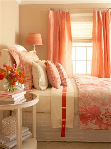coral color bedroom accents 25 best ideas about warm bedroom colors on