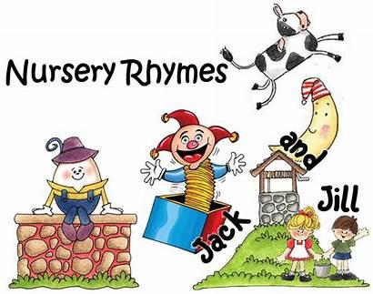 Nursery Rhymes Rhyme Clipart Clip Childhood Jill