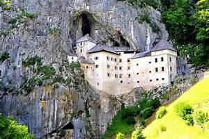 Slovenia, Castles, Crag, Castell, De, Predjama, Cities, Wallpapers, Hd, Desktop, And, Mobile