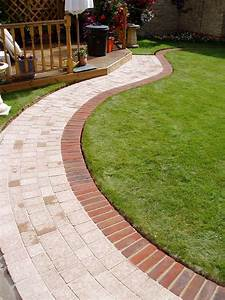 How, To, Install, Landscaping, Edging, Bricks, U2014, Extravagant, Porch, And, Landscape, Ideas