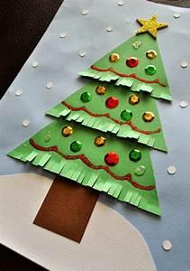 Basteln Weihnachten Kinder : weihnachtskarten mit kindern basteln hier sind meine top 10 bloggi ~ Eleganceandgraceweddings.com Haus und Dekorationen