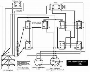 36 Volt Battery Connection Diagram