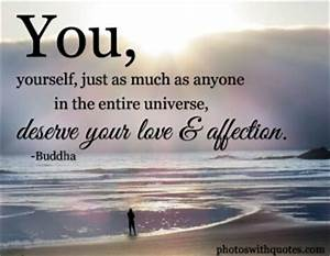 Self Love Buddha Quotes. QuotesGram