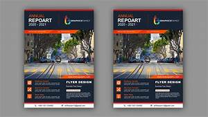 Modern, Business, Flyer, With, Photo, Psd, Template, U2013, Graphicsfamily