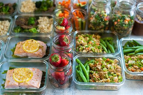 7 Day Meal Prep For Weight Loss • A Sweet Pea Chef