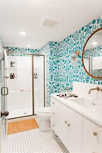 11, Amazing, Before, And, After, Bathroom, Remodels