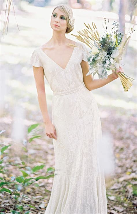 An Enchanting Garden Wedding Inspiration Shoot : Chic