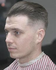 Fade Men's Haircut 2018